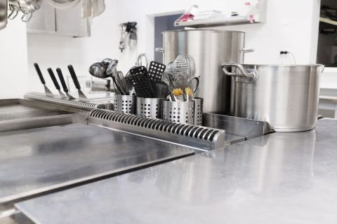 Commercial Kitchen Cleaning and Equipment Cleaning