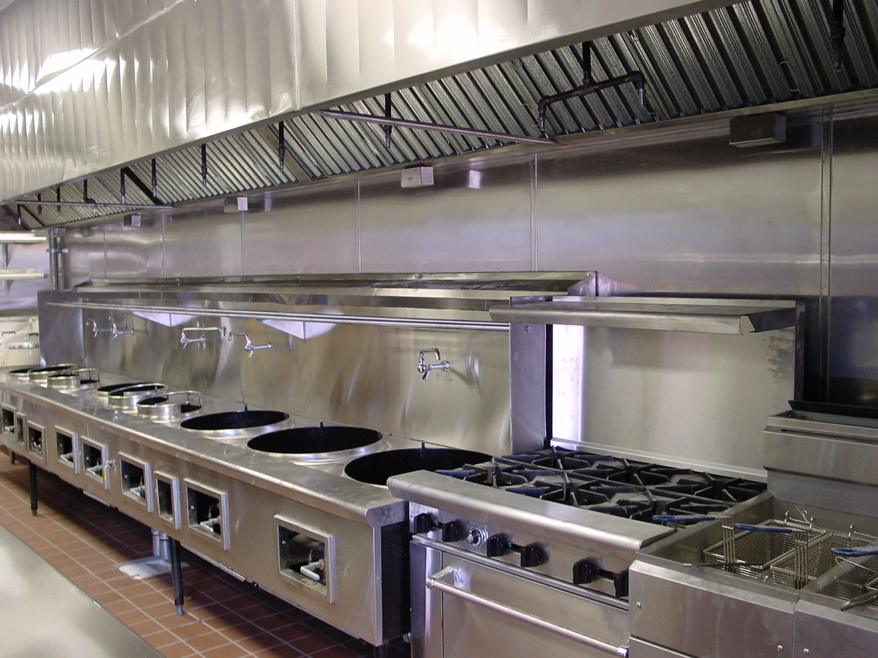 Dirty Exhaust Hood ~ Restaurant cleaning phoenix hood services colorado hvac