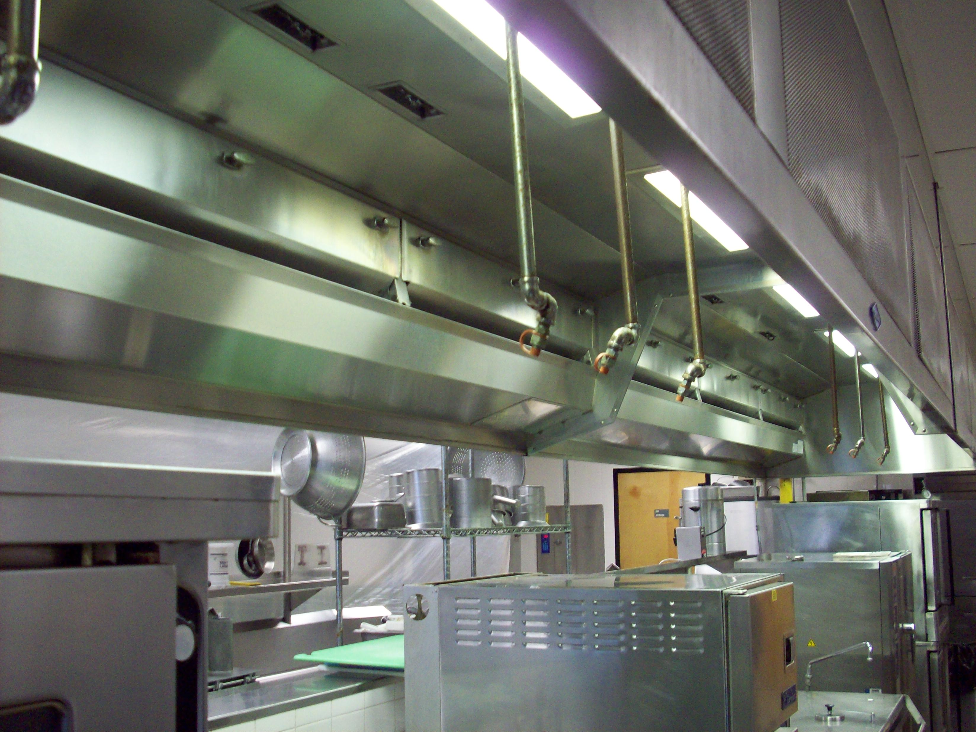 kitchen exhaust hood pic