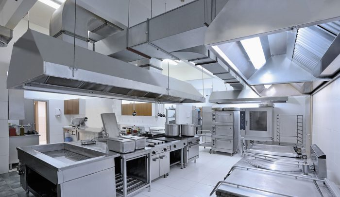 Commercial Hood System | Kitchen Power Cleaning | APS-HOODS | Denver Colorado