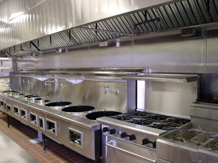 Restaurant Hood Cleaning | Kitchen hood installation wyoming | APS-HOODS | Denver Colorado