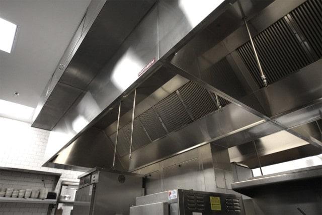 Restaurant Exhaust Fan Commercial Exhaust Hood Installation