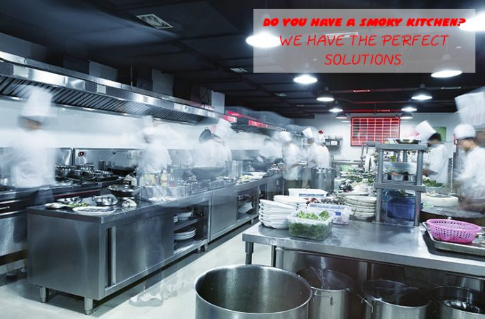 Do You Have a Smoky Kitchen?