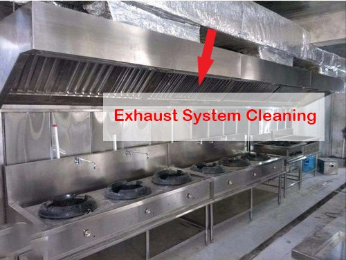 commercial restaurant kitchen cleaning in Denver, CO